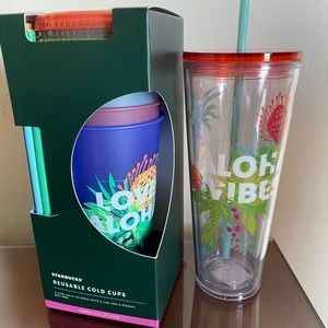 Bundle of 2020 Hawaii Starbucks Aloha Collection